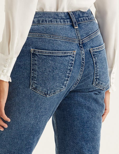 Shop Girlfriend Jeans