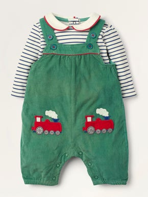 Baby Rompers and dungarees